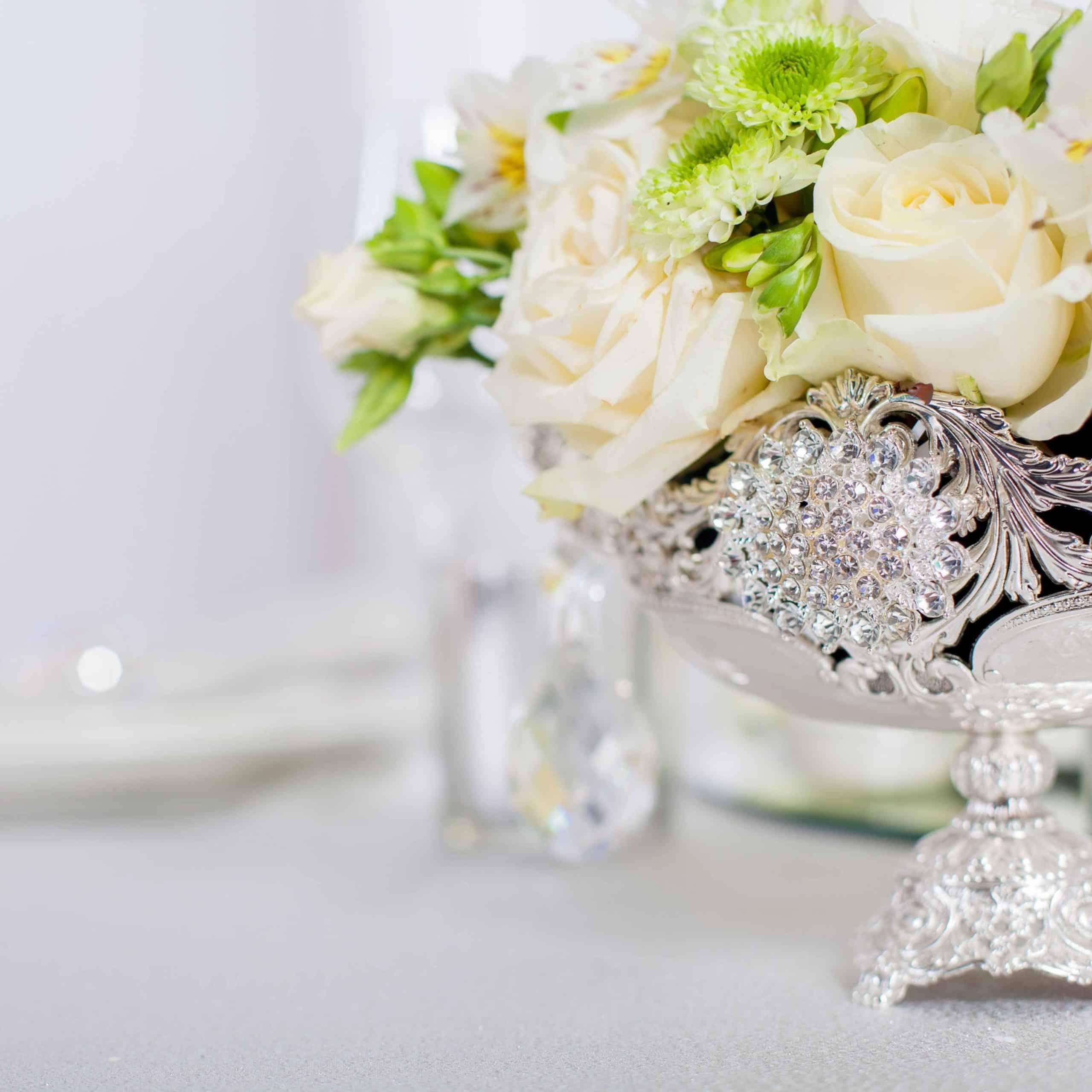 dekor pernikahan rumah