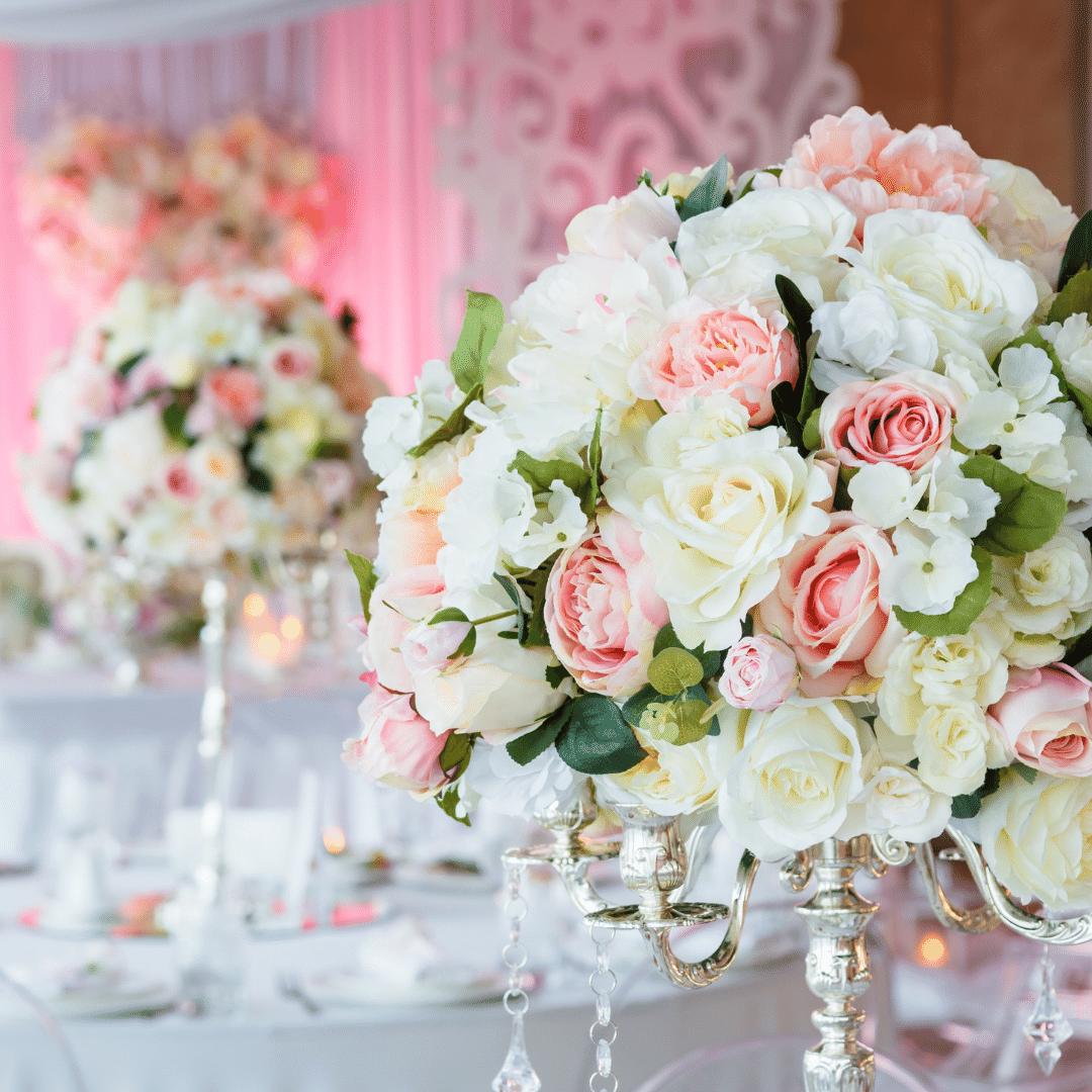 dekor pernikahan sederhana